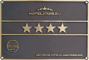 4 Sterne Hotel Icon