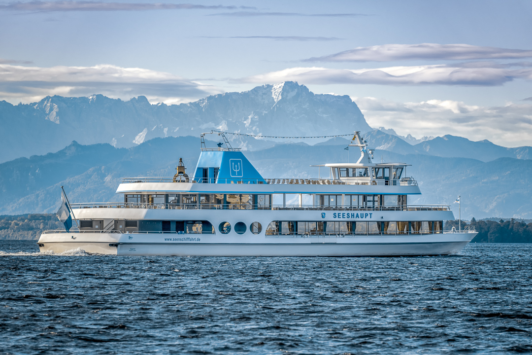 Boat trip on the Starnberger See © Gwt Starnberg Gmbh Thomas Marufke